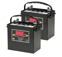 MK M22NF SLD A AGM Battery (2 Batteries)