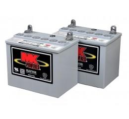 MK MU-1 SLD G Gel 12V - 32Ah Battery (Pair)