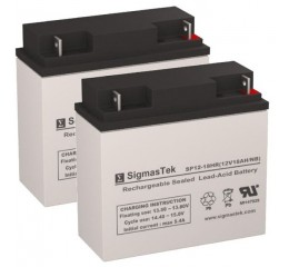 Apex APX12180 Equivalent Replacement Battery SP12-18