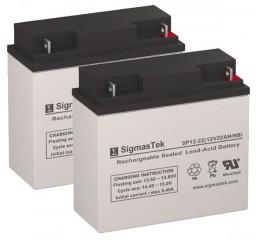 Yuasa REC22-12B Equivalent Replacement Battery SP12-22