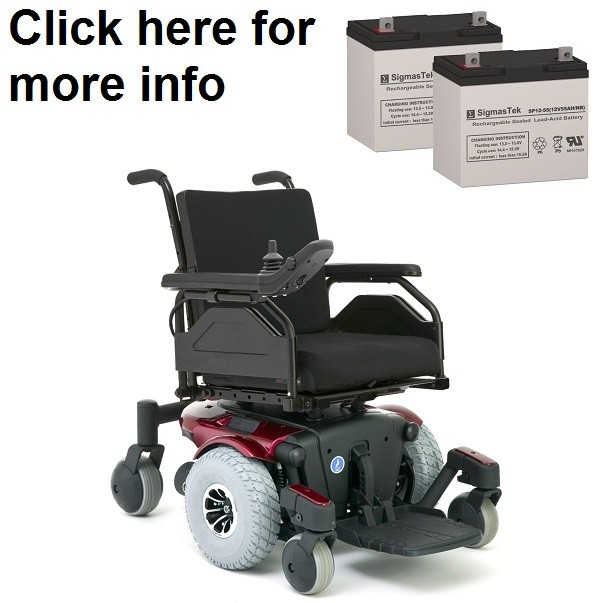 Pride mobility quantum 600 e power chair used wheelchairs.