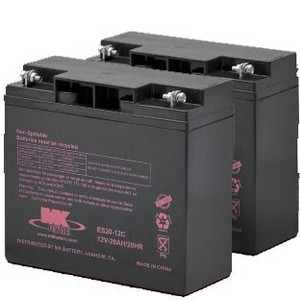 MK Battery M20-12 SLD M AGM Battery (2 Batteries)